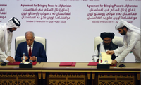 USA-Taliban-Friedensabkommen: schwieriger Weg zum Frieden