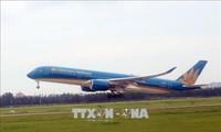 Covid-19-Epidemie: Vietnam Airlines reduziert Anzahl der Flüge zwischen Vietnam und Europa