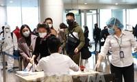 Covid-19: fünf weitere Infizierte in Vietnam bestätigt