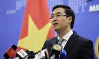 Vietnam hat ausreichende historische und gesetzliche Beweise für die Inselgruppen Hoang Sa und Truong Sa