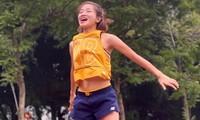 Läuferin Nguyen Thi Oanh wird an London Marathon 2020 teilnehmen