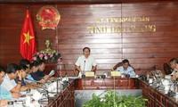 Internationale Marathon in Hau Giang Ende August 2020 veranstaltet