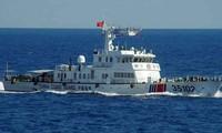 China verstärkt illegale Handlungen im Ostmeer