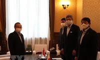 Japanischer Abgeordneter schätzt Ergebnisse der Covid-19-Bekämpfung in Vietnam