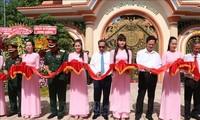 Einweihung des Gedenkkomplexes für Präsident Ho Chi Minh
