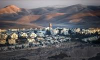 Der Nahe Osten ist angespannt wegen des Annexionsplans im Westjordanland Israels
