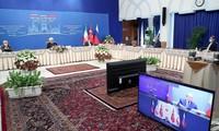 Russland, Iran und Türkei geben gemeinsame Erklärung über die Lage in Syrien ab