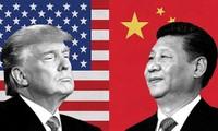 Spannungen in den USA-China-Beziehungen