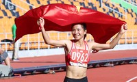 Zahlreiche Meister der SEA Games 30 beteiligen sich am Tay Ho Halbmarathon 2020
