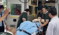 Vertreter der CDC USA beglückwünschen den Erfolg des Cho-Ray-Krankenhauses