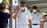KPV-Generalsekretär Nguyen Phu Trong schickt Glückwunsch an Singapurs Premierminister Lee Hsien Loong