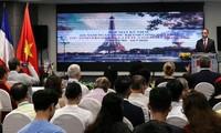 Vietnam und Frankreich verstärken ihre strategische Partnerschaft