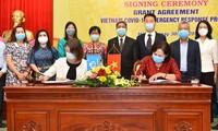 Weltbank hilft Vietnam mit mehr als 6,2 Millionen US-Dollar für Covid-19-Bekämpfung