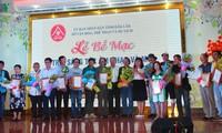 Abschluss des Songwriting-Camps 2020 in Dak Lak
