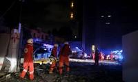 Vietnam wünscht Familien der Bombenopfer im Libanon schnelle Genesung