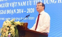 Projekt zur Entwicklung vom Binnenmarkt bringt der Wirtschaft positive Ergebnisse