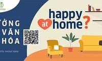 """Goethe Institut Hanoi und Jugendtheater arbeiten beim Sonder-Theaterprojekt """"Happy@home"""" zusammen"""