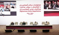 Afghanistan-Taliban-Friedensgespräche: USA und Afghanistan fördern Friedensvereinbarung