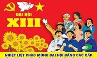 13. Parteitag ist Anlass zum Aufbau und zur Verstärkung der Solidarität der Partei