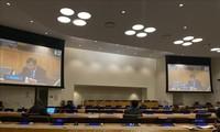 Vietnam ruft internationale Zusammenarbeit zur Förderung für Impfstoff gegen Covid-19 bei der UNO auf