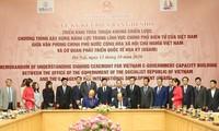 USA helfen Vietnam in Verstärkung der E-Government-Fähigkeit