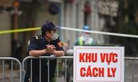 Covid-19: Ein Vietnamese aus Angola wird bei Einreise positiv getestet