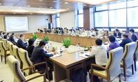 Diskussion über multilaterale Außenpolitik Vietnams