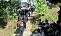 Hochzeitsbräuche der Volksgruppe Nung in Lao Cai