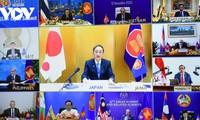 Förderung der strategischen Partnerschaft zwischen Vietnam und Japan