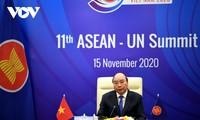 ASEAN 2020: 11. ASEAN-UNO-Gipfel