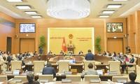 Ständiger Parlamentsausschuss gibt Meinungen zur Vorbereitung auf Parlaments- und Volksratswahlen