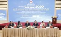 Exportvolumen der vietnamesischen Waren 2020 erzielt fast 270 US-Dollar
