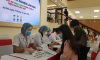 Am 17.12. bekommen drei erste Probanden in Vietnam Impfstoff gegen Covid-19