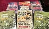 """Organisation Vietnam-Rekord würdigt Buchserie """"Tagebuch in Kriegszeit in Vietnam"""""""