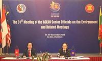 Zusammenarbeit der ASEAN für Umwelt zieht immer mehr Aufmerksamkeit auf sich
