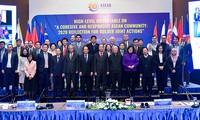 Internationales Forum zum Schluss des ASEAN-Vorsitzjahres 2020 Vietnams
