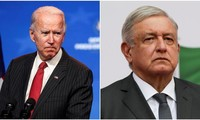 Gewählter US-Präsident Biden und Mexikos Präsident wollen bei Migrationsproblem zusammenarbeiten