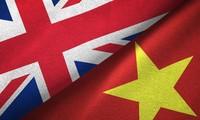 Helle Zukunft der Beziehungen zwischen Vietnam und Großbritannien