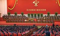 8. Parteitag Nordkoreas ändert Richtlinie der Partei