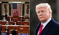 US-Repräsentantenhaus ruft US-Vizepräsident Pence zur Amtsenthebung von Präsident Trump auf