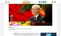 Deutsche Medien nennen Perspektive der Wirtschaftsentwicklung Vietnams