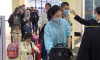 Maßnahmen zur Epidemie-Bekämpfung in vielen Provinzen verstärkt