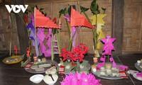 Giai han-Zeremonie am Jahresanfang der Volksgruppen der Tay und der Nung