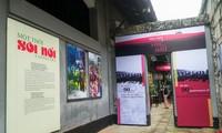 """Ausstellung """"Eine lebhafte Zeit"""" in der Gedenkstätte des Hoa-Lo-Gefängnisses in Hanoi"""