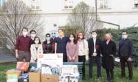 Vietnamesen in Tschechien solidarisieren sich, um die Epidemie zu überwinden
