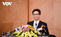 Vizepremierminister Vu Duc Dam: Vietnam nutzt den geschenkten Impfstoff gleichberechtigt