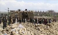 Konflikte in Afghanistan nach dem dreitägigen Waffenstillstand