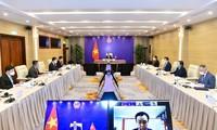 Gemeinsam ein friedliches und entwickeltes Asien in der Post-Covid-Ära aufbauen