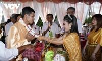 Rolle von A Cha im Leben der Khmer