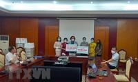 Vietnams Paralympische Delegation für Spiele in Tokio gesponsert
